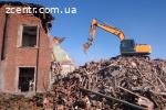 Демонтажні роботи, знесення і демонтаж будівель, Бориспіль