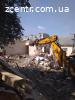 Демонтажні роботи, знесення і демонтаж будівель, Бровари