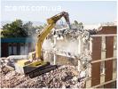 Демонтажні роботи, знесення і демонтаж будівель, Васильків