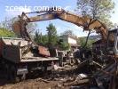 Демонтажные работы Киев . Разборка домов, Снос строений