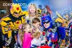 Детские праздники Днепр. Аниматоры, Шоу и Декор.
