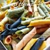 Домашняя паста, цветные макароны