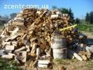 Дрова купити Київ дубові березові соснові колоті кругляк