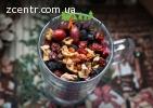 Карпатський ягідно-фруктовий чай. Ягодно-фруктовый чай