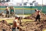 Копання ям, траншей, котлованів, земляні роботи, Ворзель