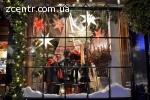 Новогоднее оформление витрин