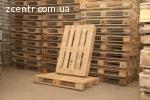 Поддоны, паллеты, ящики, упаковка деревянная.