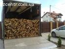 Продам дрова дубовые колотые по 30-40 см,