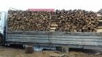 Продам дрова колотые и кругляк дуб