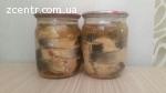 Рыбная консерва - сельдь в масле, скумбрия в масле