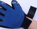 Силиконовая перчатка Pet Brush Glove для вычёсывания шерсти