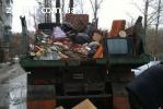 Вывоз строй мусор хлам услуги грузчиков