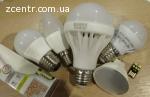Светодиодные led лампы лампочки е27 е14 mr16 220 в 3 5 7 9 1