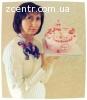 Весільні торти у Вінниці на замовлення з доставкою* Cake Vn