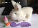 VIVID Toy Интерактивный Кролик RABBIT Bonny c магнитными акс