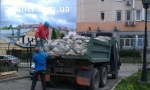 Вивіз будівельного сміття старих меблів мотлоху Київ