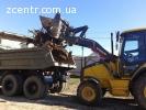 Вывоз строительного мусора, земли, хлама Киев Борщаговка